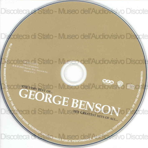 The very best of George Benson ;The greatest hits of all