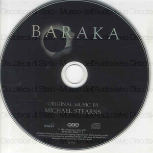 Baraka ; Music from the original Motion Picture soundtrack / Michael Stearns