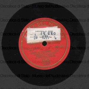 Sonata in Mi min. / Veracini ; rid. Salmon ; Giacomo Thibaud ; T. Janopoulo
