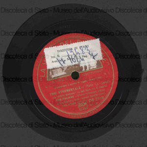 L''offerta musicale / Johann Sebastian Bach ; Casella, rid. ; Trio Italiano