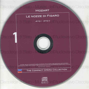 Le nozze di Figaro = The marriage of Figaro = Les Noces de Figaro / Wolfgang Amadeus Mozart ; Libretto: Lorenzo da Ponte ; Ambrosian Opera Chorus ; Academy of St. Martin in the Fields ; Neville Marriner ; [interpreti]: R....