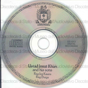 Ustad Imrat Khan and his sons : vol.1