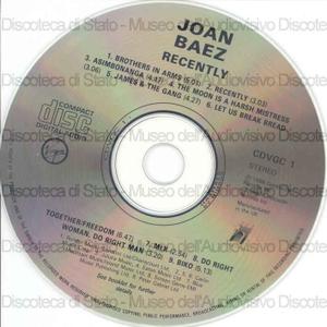 Recently / Joan Baez
