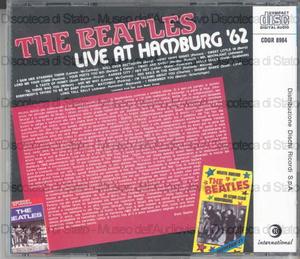 Live in Hamburg ''62 / The Beatles
