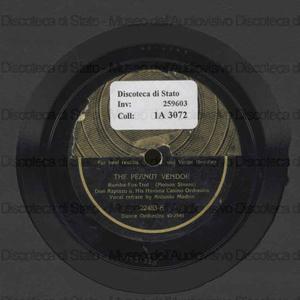 The peanut vendor ; True love / Don Azpianu u. His Havana Casino Orchestra ; Vocal refrain by Antonio Machin u. Daniel Sanchez