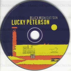Black midnight sun / Lucky Peterson