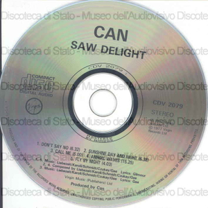Saw delight / Can