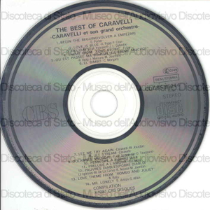 The best of Caravelli / Caravelli et son grand orchestre