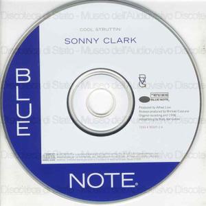Cool struttin' / Sonny Clark, piano ; Art Farmer, trumpet ; Jackie McClean, alto saxophone ... [et al.]
