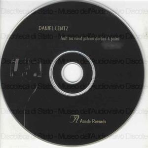 Huit ou neuf pieces dorees a point / Daniel Lentz