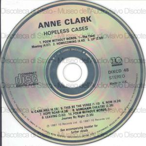 Hopeless cases / Anne Clark