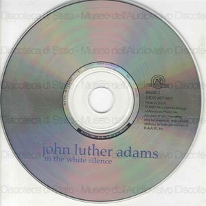 In the white silence / John Luther Adams