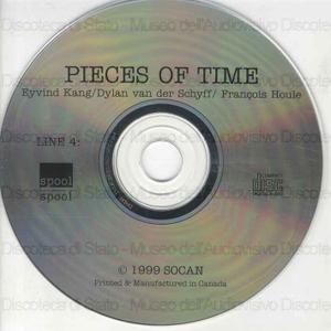 Pieces of time / Eyvind Kang ; Dylan van der Schyff ; Francois Houle