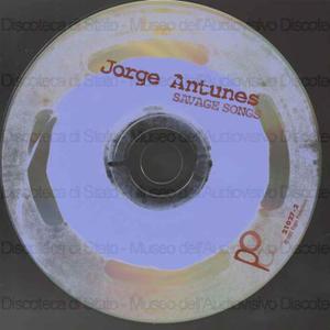 Savage songs / Jorge Antunes
