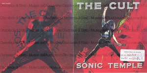 Sonic temple / The Cult