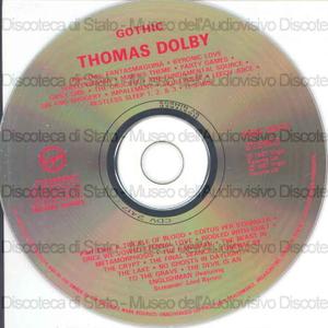Gothic / Thomas Dolby