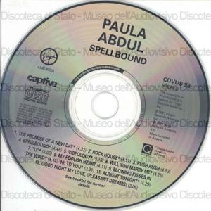 Spellbound / Paula Abdul
