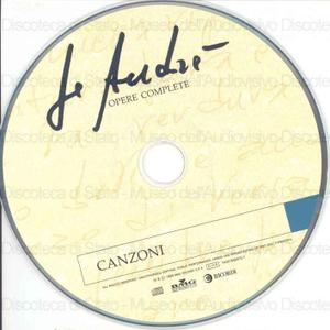 Canzoni / Fabrizio De Andre'