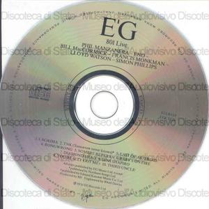 801 live / Phil Manzanera, Eno, Bill MacCormick ... [et al.]