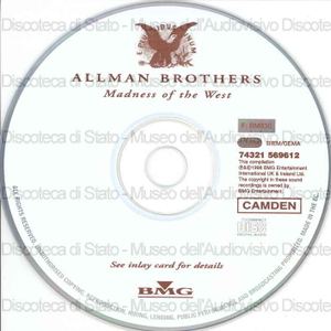 Madness of the West / Allman Brothers