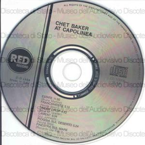 Chet Baker at capolinea / Chet Baker