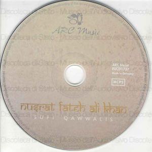 Sufi Qawwalis / Nusrat Fateh Ali Khan