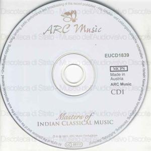 Masters of Indian Classical Music / [eseguono]: Ravi Shankar, Hariprasad Chaurasia, Amjad Ali Khan ... [et al.]