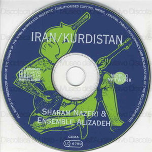 Iran/Kurdistan : Nowruz : Traditional & classical music / Sharam Nazeri & Ensemble Alizadeh