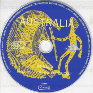 Australia : Ankala : Rhythms from the outer core / Mark Atkins, Janawirri Yiparrka, Michael Atherton & Guests