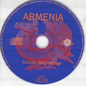 Armenia : Heavenly Duduk / Djivan Gasparyan