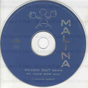 Reach out : remix ; By your side : remix / Malina
