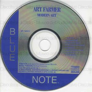 Moden Art / Art Farmer