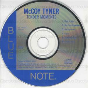 Tender moments / McCoy Tyner