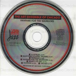 Fanfare for the warriors / Art Ensemble of Chicago