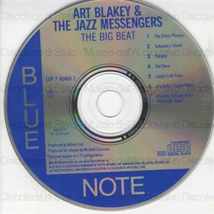 Art Blakey e the Jazz Messangers : The Big Beat / Art Blakey
