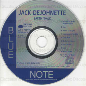 Earth walk : Special edition / Jack Dejohnette