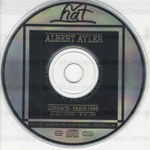 Albert Ayler / Albert Ayler, Don Ayler, Sampson ...[et al.]