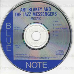 Mosaic / Art Blakey e The Jazz Messengers