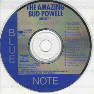 The Amazing Bud Powell : volume one / Bud Powell