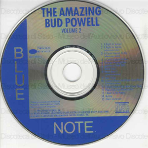 The Amazing Bud Powell : volume 2 / Bud Powell