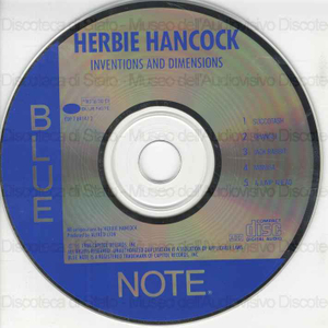 Inventions and dimensions / Herbie Hancock