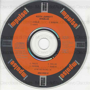 Byablue / Keith Jarrett ; Dewey Redman ; Charlie Haden ; Paul Motian