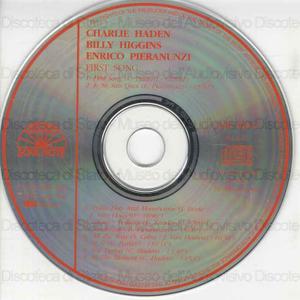First song / Charlie Haden ; Billy Higgins ; Enrico Pieranunzi