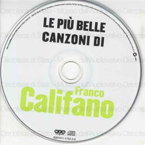 Franco Califano : Le piu'' belle canzoni di