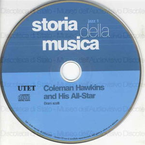 Coleman Hawkins and His All Stars : Brani scelti / Coleman Hawkins, Emmett Berry, Billy Taylor ...[et al.]