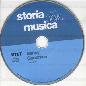 Benny Goodman : Brani scelti / Benny Goodman, Roland Hanna, Roy Burns ... [et al.]