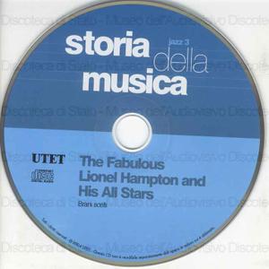 The Fabulous Lionel Hampton and His All Stars : Brani scelti / Lionel Hampton, Lucky Thomston, Jimmy Cleveland ...[et al.]