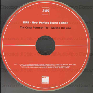 Walking the line / The Oscar Peterson Trio