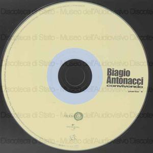 Convivendo : parte 1 / Biagio Antonacc