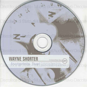 Footprints : live! / Wayne Shorter